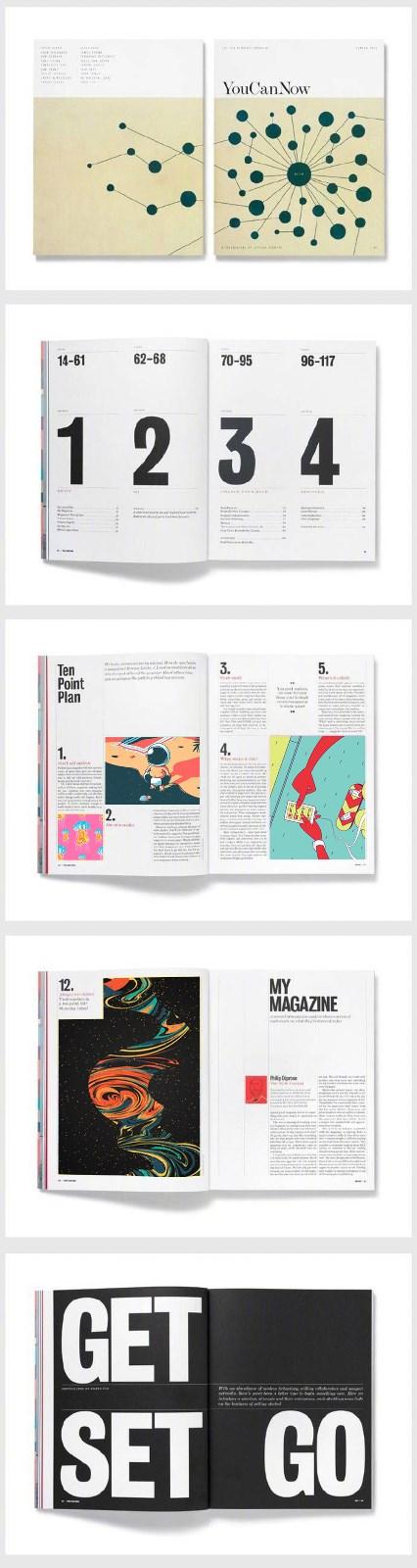 欧美时尚画册设计